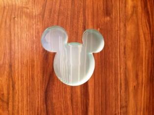 パナソニック ディズニーシリーズ 内装ドア ミッキーマウスシルエット 採光窓